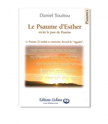 Le psaume d'Esther
