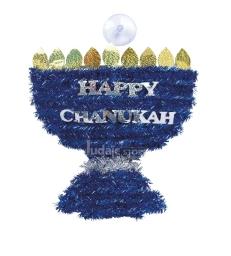 Décoration pour Chanuccah.