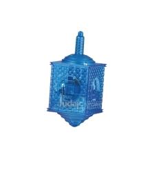 Toupie Musicale Bleue 8 cm