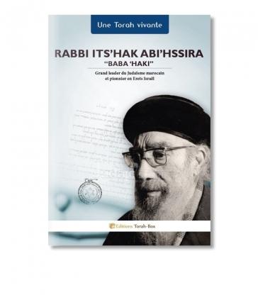 """Rabbi Its'hak Abi'hssira, """"Baba 'Haki"""""""