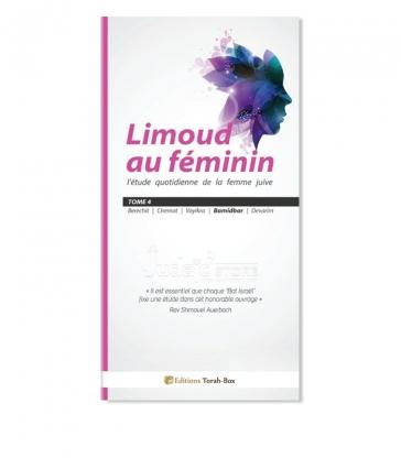 Limoud au féminin (Tome 4, Bamidbar)