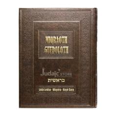 Miqraoth Guedoloth Beréchith vol 2 (Lèkh lekha - wayéra - hayé sara)