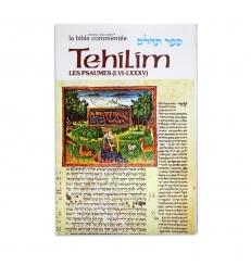 Les Psaumes / Tehilim Tome III (Psaumes 56 à 85)