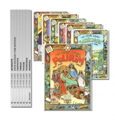 Les fêtes juives - Collection 7 volumes