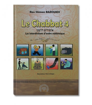 Le Chabbat - 4- Les interdictions d'ordre rabbinique - Rav Shimon BAROUKH .