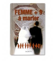 Femme +9 à marier