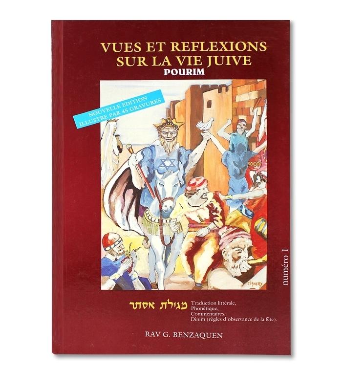 Vues et Réflexions sur la Vie juive - Pourim