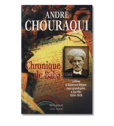 Chronique de Baba (Broché) André Chouraqui
