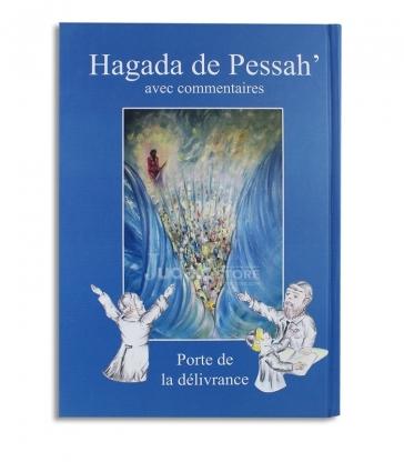 HAGADA DE PESSAH AVEC COMMENTAIRES