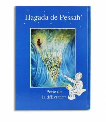 HAGADA DE PESSAH TRADUCTION HEBREUX_ FRANCAIS PHONETIQUE