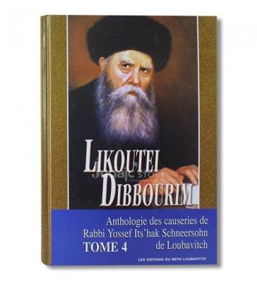 LIKOUTEI DIBOURIM TOME 4