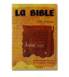 La Bible  EDITION COLBO