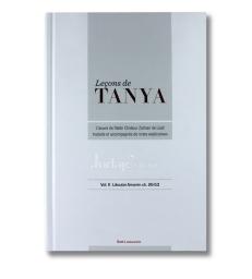 Leçons de Tanya chapitre 26-53 Vol.2