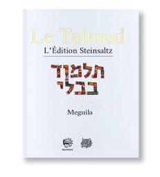 Steinsaltz - Traité Meguila