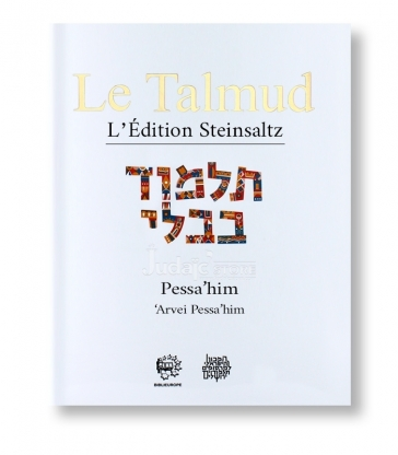 Steinsaltz - Traité Pessa'him