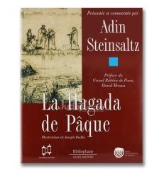 La Hagada de Pâque - Adin Steinsaltz