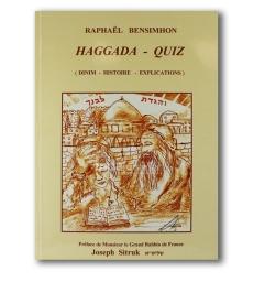 Haggada quiz de Raphael Bensimhon ( edition souple)