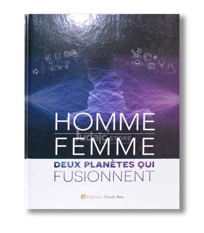 Homme Femme : Deux Planètes qui Fusionnent