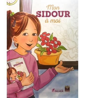 Mon Sidour a moi illustré - Fille - Hebreu / Francais