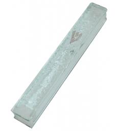 Boitier Mezouzah en Verre 15 cm