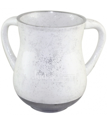 Keli Blanc Pailletés 13.5 cm