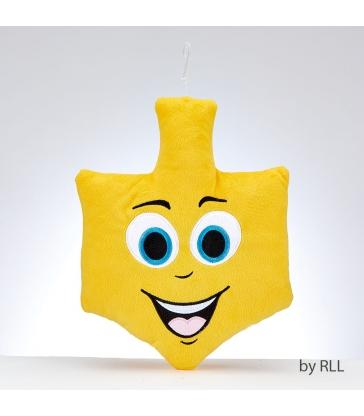 Peluche émoticone en forme de toupie - JudaicStore.com
