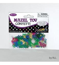 Confettis Mazal Tov