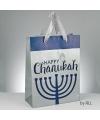 Grand sac-cadeau de 'Hanoucca