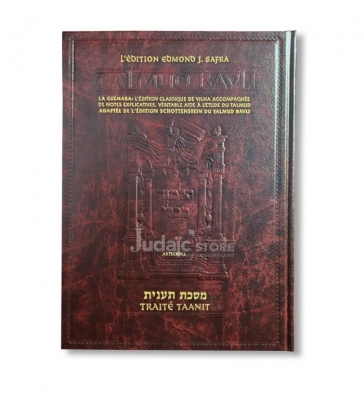 Talmud Bavli - Traité Taanit