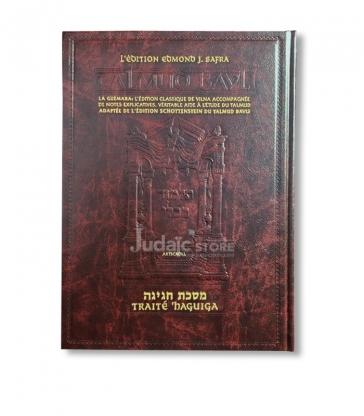 Talmud Bavli - Traité Haguiga