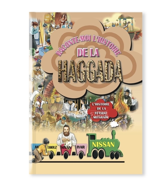 Raconte moi l'histoire de la Méguila