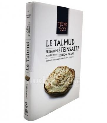 Pessa'him 1 - Le Talmud Steinsaltz (Couleur)