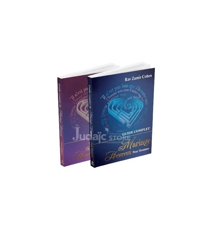 Le guide du Mariage Heureux Pour Homme et pour Femme 2 Vol.