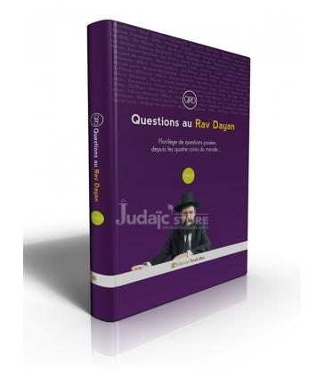 Questions au Rav Dayan (tome 5)