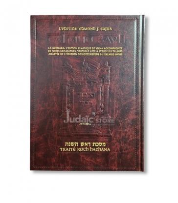 Talmud Bavli - Traité Roch Hachana