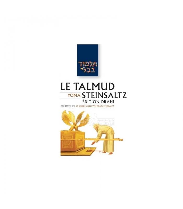 Yoma - Le Talmud Steinsaltz T9 (couleur)