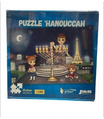 Puzzle 'Hanouca