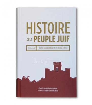 Histoire du peuple juif - Volume 2