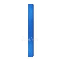 Boitier de Mézouza Alu bleu 12 cm