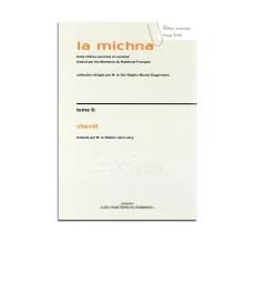 La michna - Tome 6 Cheviit