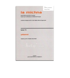 La michna - Tome 11 Yebamot