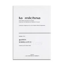 La michna - Tome 13 Guittin-Kiddouchin